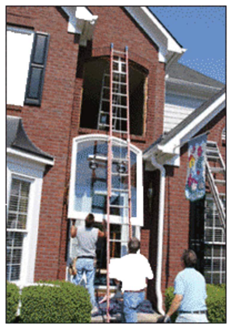 CRL LL185 Woods Ladder Lifter