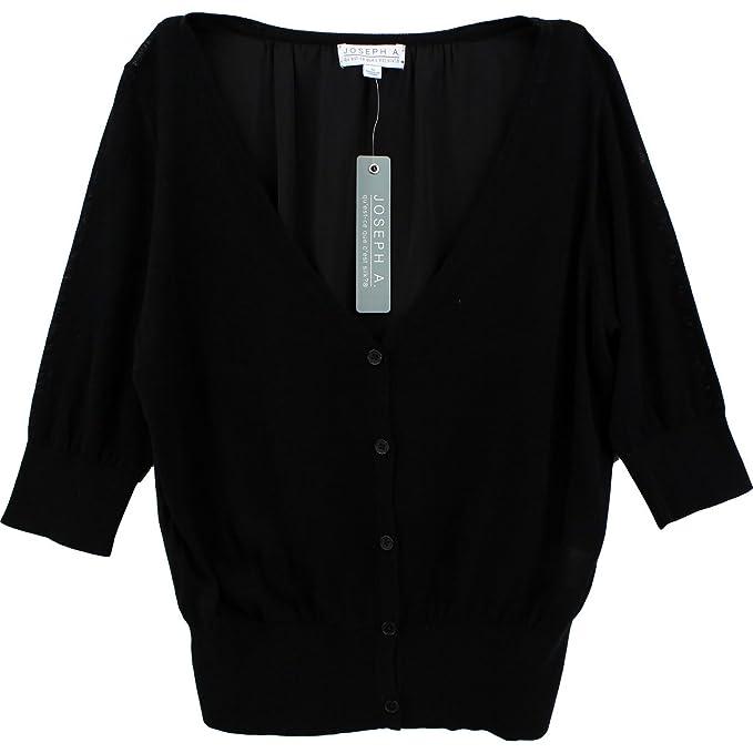 Amazon.com: Joseph un botón frontal 3/4 Sleeve chaqueta de ...