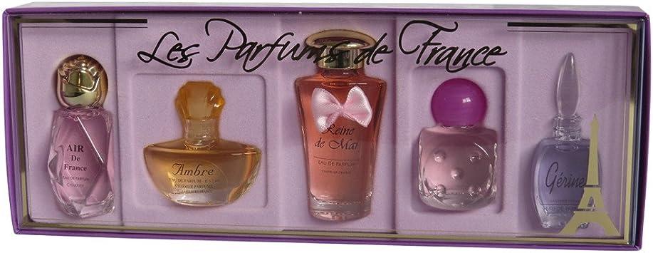 Heim & Büro - Perfumes de miniatura (5 unidades): Amazon.es: Belleza