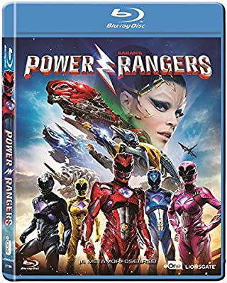 Power Rangers Blu-Ray [Blu-ray]: Amazon.es: Dacre Montgomery ...