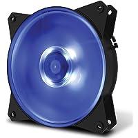 Fan para Gabinete Masterfan 120Mm Mf120L LED Azul R4-C1Ds-12Fb-R1, Cooler Master, 28634, COMPUTER_COMPONENT