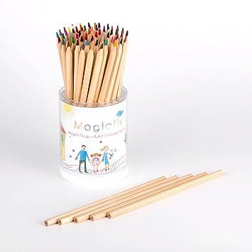 Magicfly- Lápices de colores. Lápices de artista del dibujo. Dibujos ...