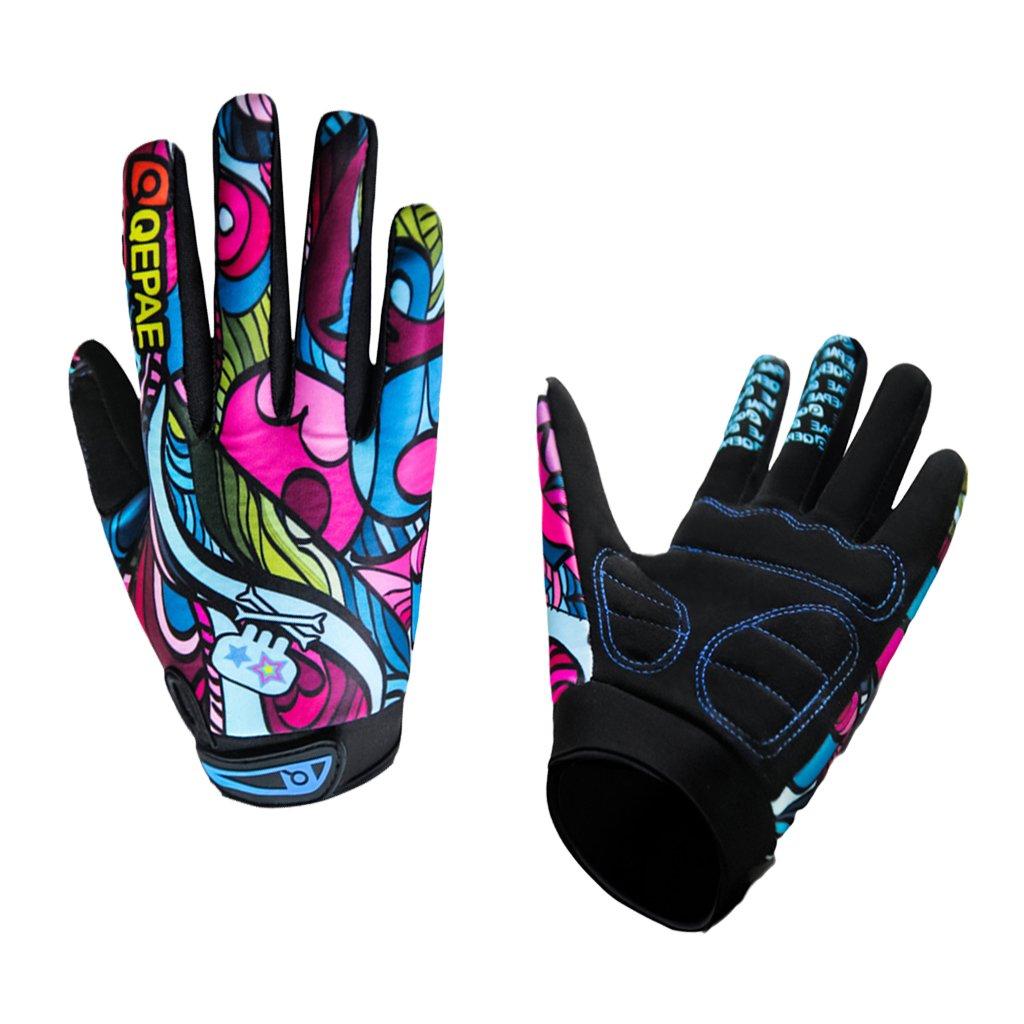 Baoblaze Kids Outdoor Ski Snowboard Ski Gloves Winter Gloves Cycling Gloves