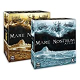 Academy Games Mare Nostrum - Empires w/Atlas Expansion Bundle