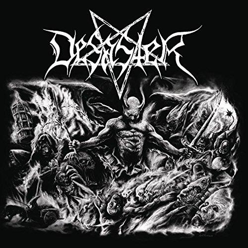 Desaster: The Arts of Destruction (Audio CD)