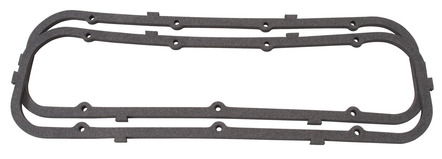 Edelbrock 7580 Valve Cover Gasket Set 5/16 in. Thickness Big Block Valve Cover Gasket Set