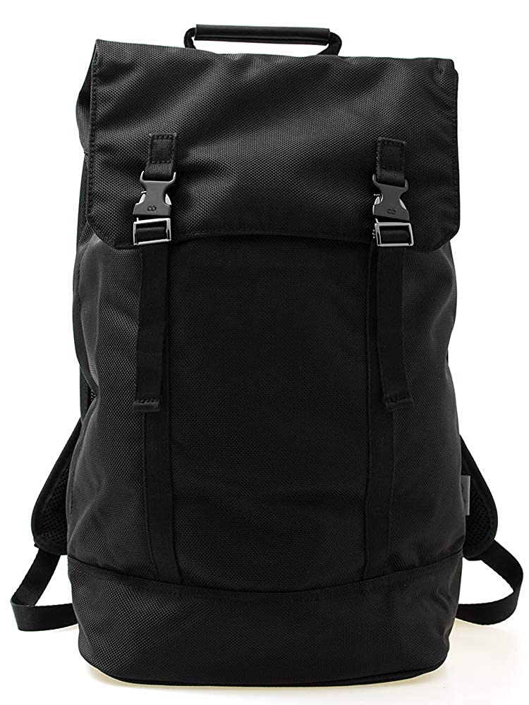 [シーシックス] C6 メンズ バックパック CHRYSALIS BACKPACK [並行輸入品]  ブラック B07QYKL3L2