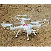 Fentac A3 Drone 2.4G 4CH 6-Axis Gyro RC Quadcopter Helicopter 360°UFO (White)