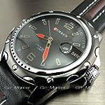NEW Curren Brand DIAL CLOCK HOURS HAN...