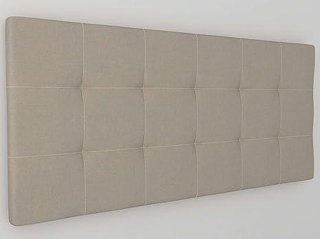 LA WEB DEL COLCHON Cabecero Corfú Tex (Cama 180) 190 x 70 cms.