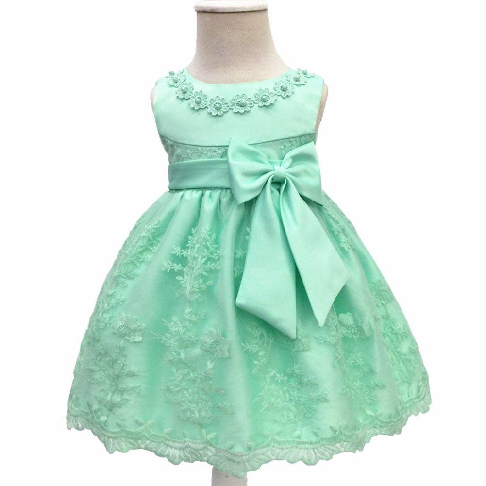 ce897df862 LZH Bebé Infantil Niñas Vestido de Bautizo de Cumpleaños Bautismo Vestido de  Banquete de Boda