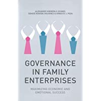 Governance in Family Enterprises: Maximising Economic and Emotional Success