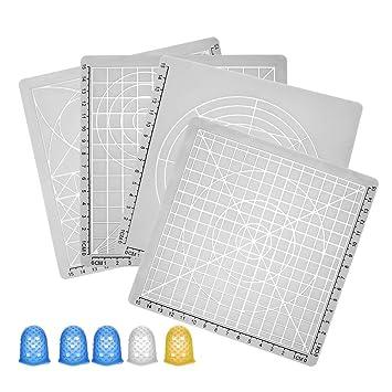 Alfombrilla de impresión 3D, Robusto 4 Piezas Pluma de impresión ...