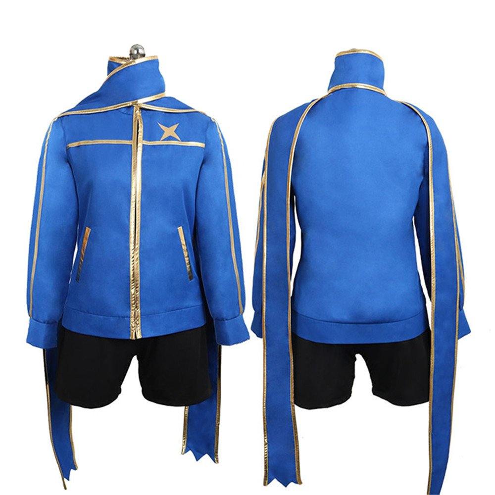 Fate/Grand Order Mysterious Heroine Heroine Heroine X Assassin Cosplay Costume(MS) bfdb7b
