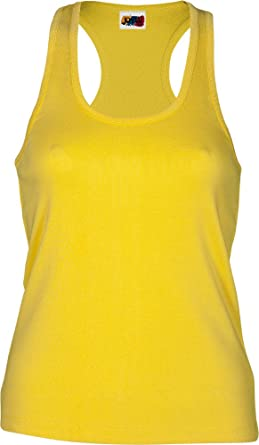 Emilio Fernández Camiseta Tirante con Espalda NADADORA 100% ALGODÓN: Amazon.es: Ropa y accesorios