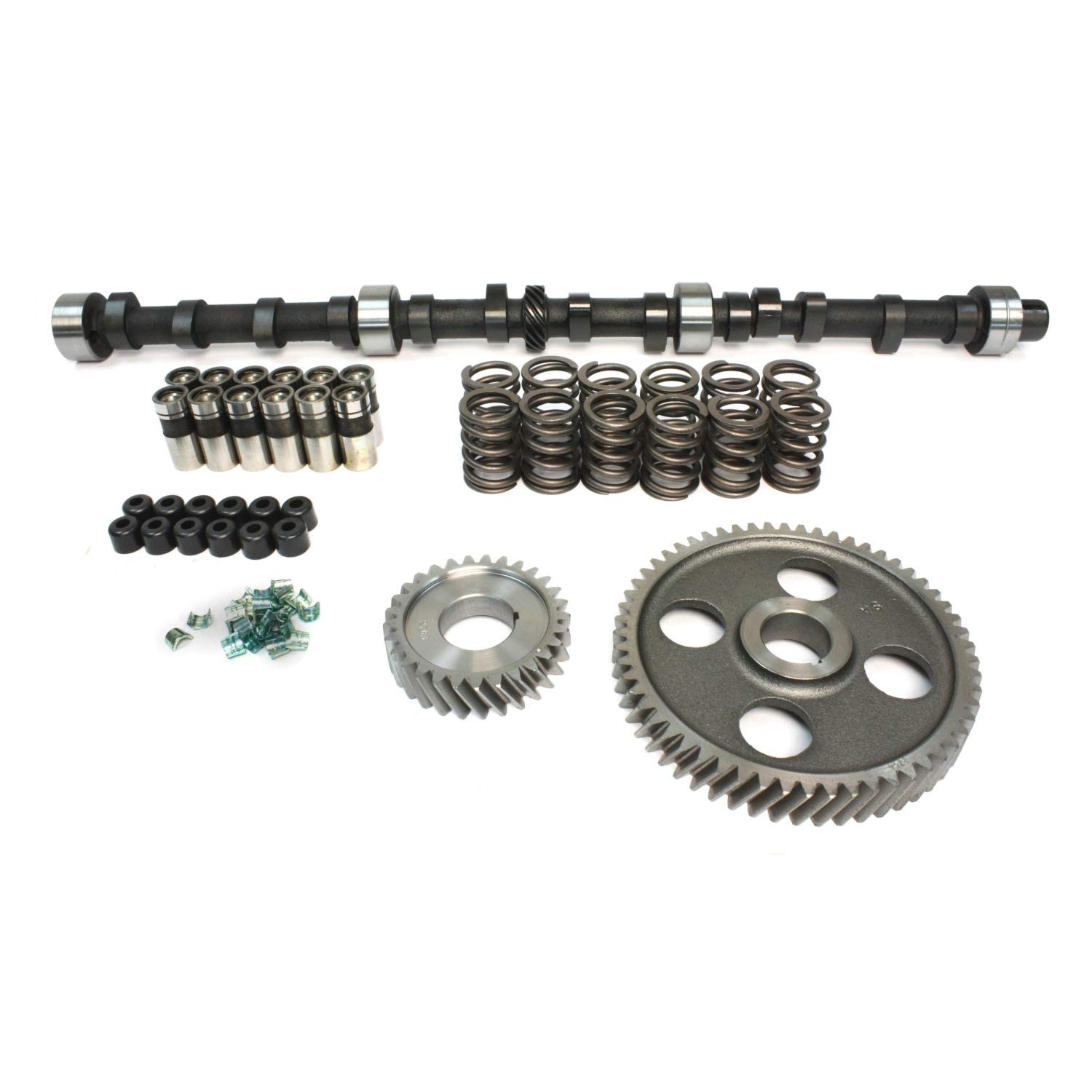 Lunati 10660701K Voodoo 213//219 Hydraulic Flat Tappet Complete Cam Kit for Ford 240-300