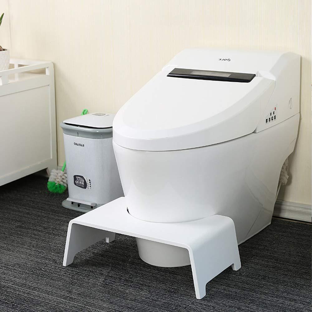 GreceYou Folding Squatting Toilet Stool-Toilet Household Non-Slip Childrens Multi-Function Toilet Stool Anti-Skid Increased Thickening Stool