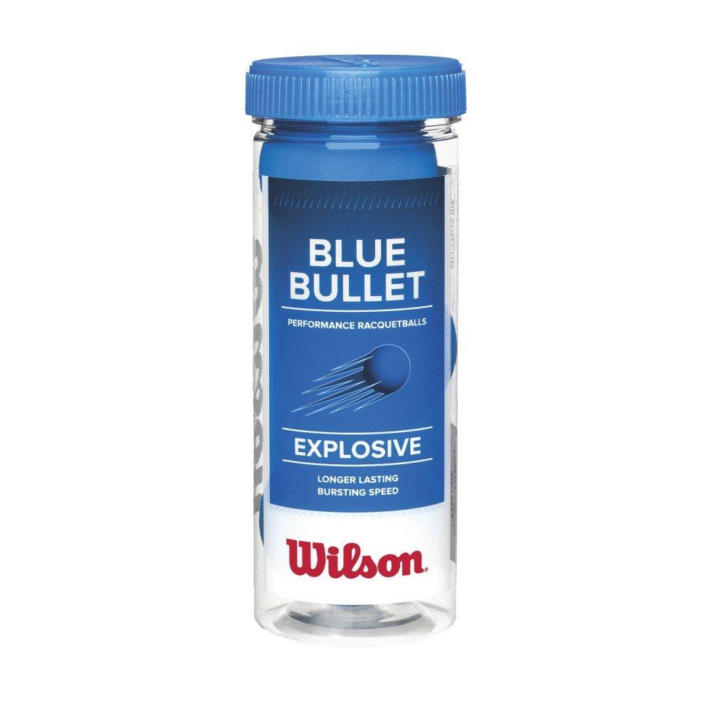 Wilson pour homme 3Bullet Raquette 3balles par Peut, Bleu, OS Cannon Sports -- Dropship WRT91750012