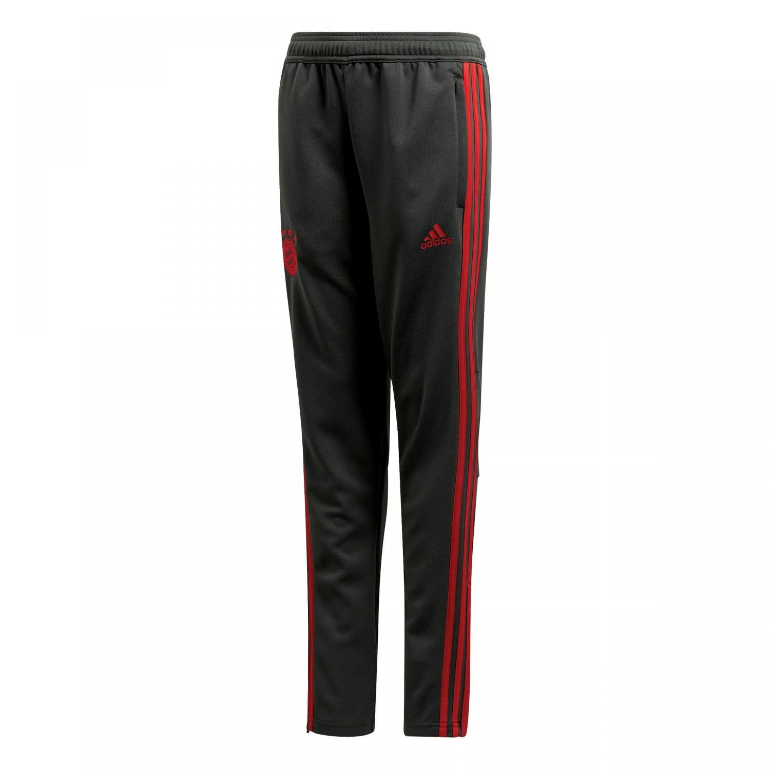 adidas 2018-2019 Bayern Munich Training Pants (Dark Grey) - Kids CW7293