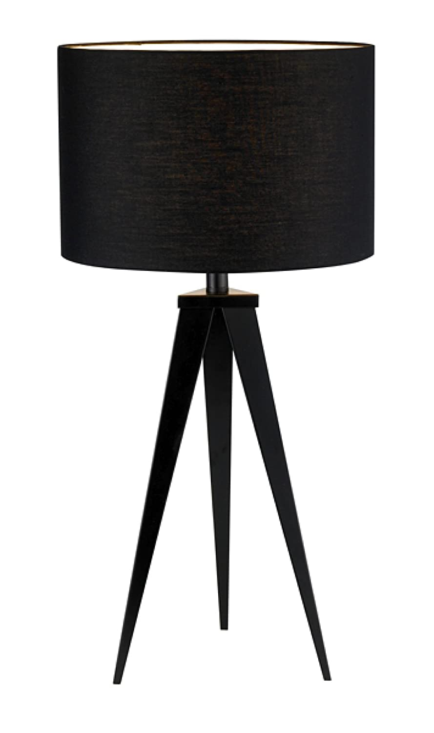Adesso 6423 01 director table lamp black floor lamps amazon canada geotapseo Image collections