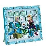Kurt Adler 9.5'' Frozen Anna and Elsa Advent Calendar