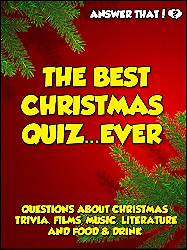 Christmas Trivia Pdf.Download Pdf Answer That The Best Christmas Quiz Ever