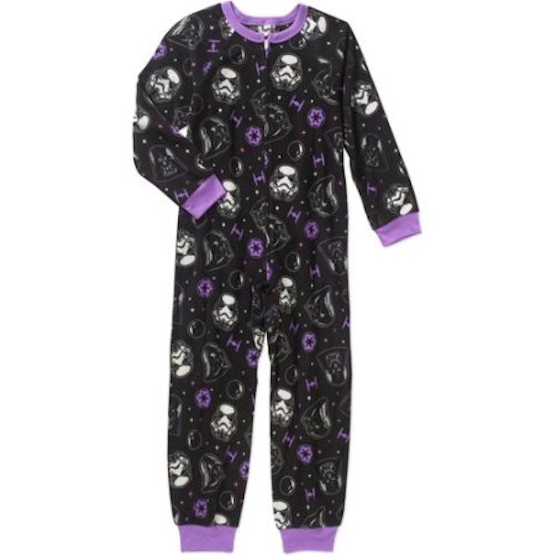 Star Wars Little & Big Girls Blanket Sleeper Pajamas 00-XZ4IS1-FR