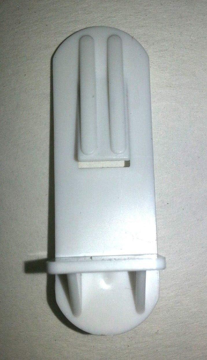 "(1000Pcs) Pride 5Mm Dia Pin Plastic Locking Shelf Support für 3/4"" Shelf White"
