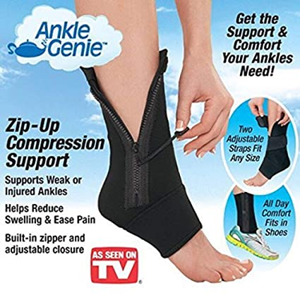 5aad6cf093 Ankle Brace Dual Stabilizers Anti Fatigue Support Open-Heel, Adjustable  Support – Dynamic Splint Flexion Resistance Joint ...