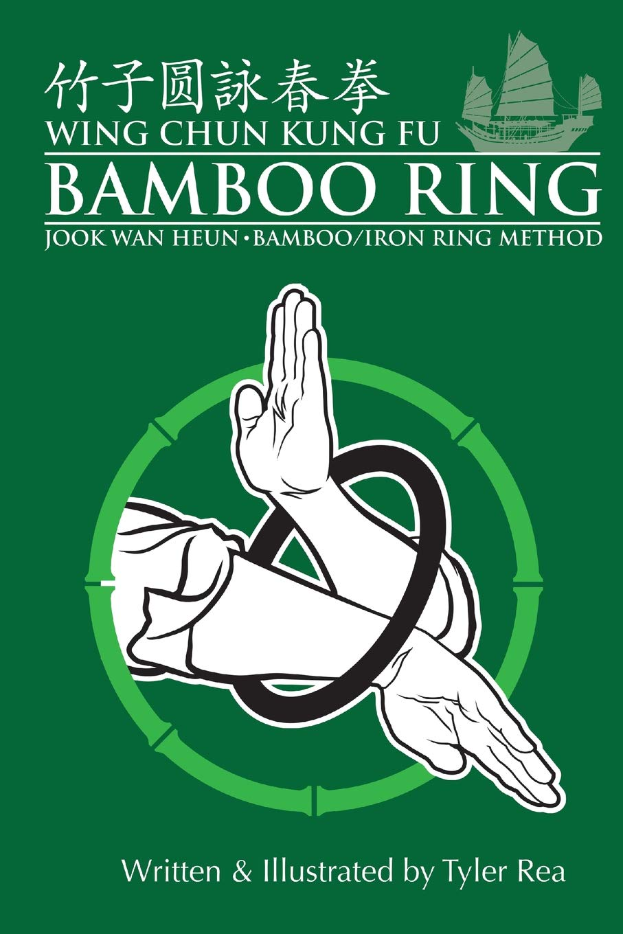 Wing Chun Kung Fu Bamboo Ring Martial Methods And Details Of The