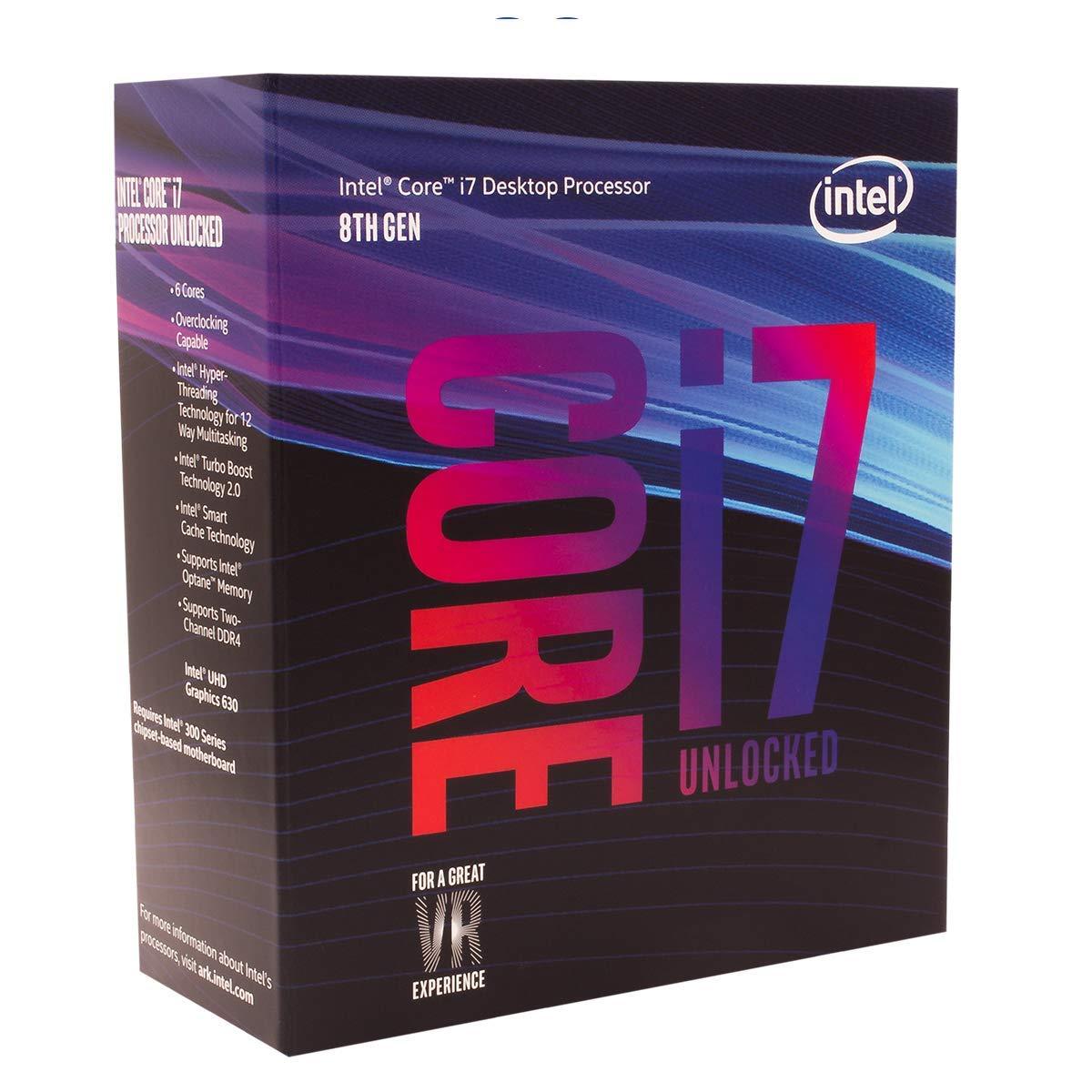 i7 8700k ultra edition цена