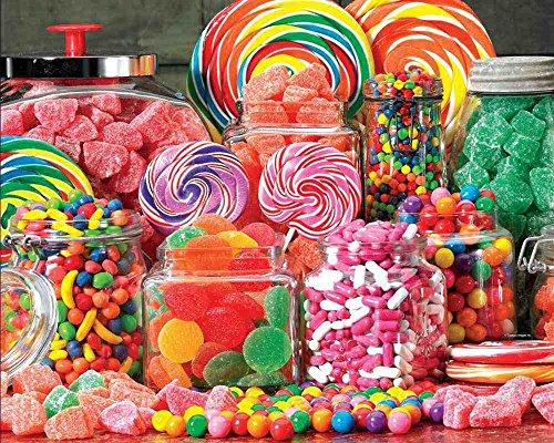 Springbok Candy Galore 1000 Piece Jigsaw Puzzle
