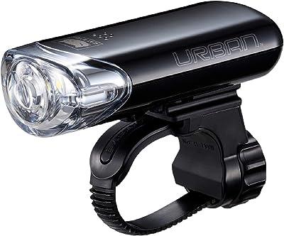 キャットアイ(CAT EYE) 自転車用LEDライト ヘッドライト URBAN アーバン HL-EL145 前照灯として使える JIS規格・BAAのライト準拠モデル 800カンデラ