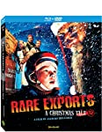 Cover Image for 'Rare Exports: A Christmas Tale (Blu-Ray + DVD)'