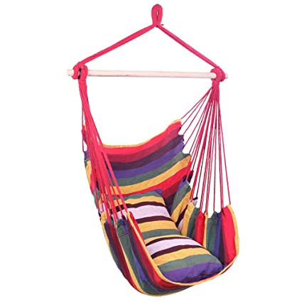 Amazon.com: azadx cuerda para colgar hamaca Silla, silla ...