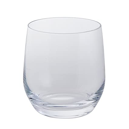 c8524430372 Dartington Crystal - Crystal Wine and Bar Tumblers, Set of 2 x 370ml ...