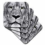 3dRose cst_164743_2 African Lion Digital Pencil