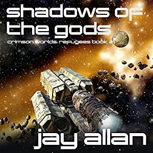 Shadows of the Gods Audiobook