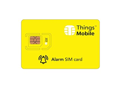 Amazon.com: SIM Card for Security Alarm System - Things ...