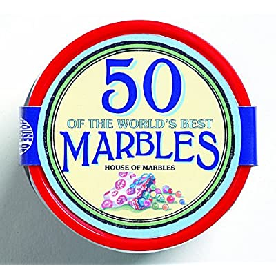 50 of the World's Best Marbles: Toys & Games