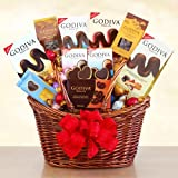 As Sweet As Love Valentines Day Chocolate Gift Basket