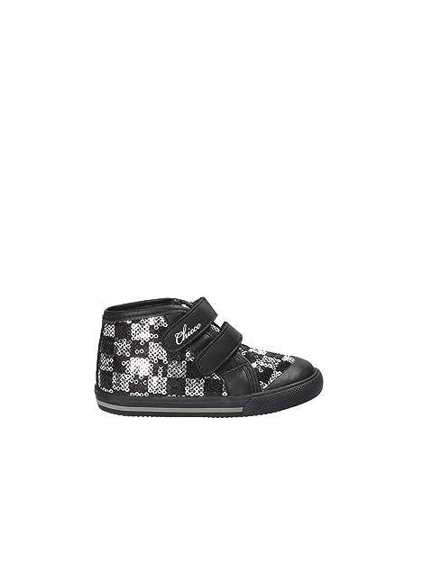 Chicco 01058527 Sneakers Bambino Black 20 8de160394a5