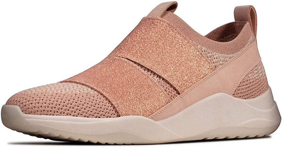 Clarks Sift Slip Womens Casual Trainers