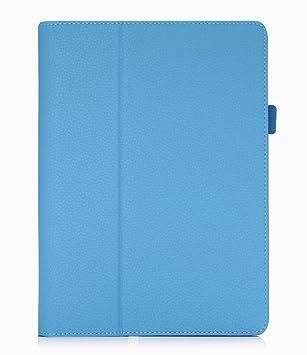 ISIN Premium PU Funda Cover Carcasa con Stand Función para Lenovo Ideapad MIIX 310 10,1
