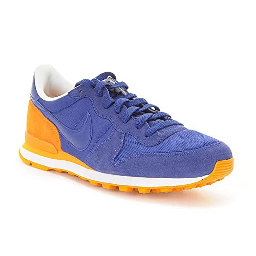 best authentic cd98a 6f82d Nike Internationalist, Mens Low-Top Sneakers, Blue (Deep Royal BlueVivid