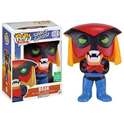 Funko Pop! Animation #124 Space Ghost Brak Exclusive: Toys & Games