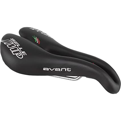 a4324b723e3 Amazon.com : Selle SMP Avant Saddle Black, One Size : Bike Saddles ...