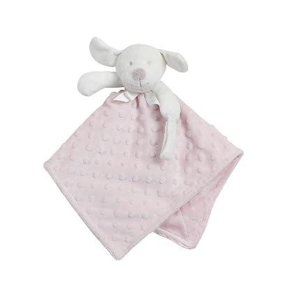 guisantes Doudou oso bebé Rey 3D con Perro chupete - Rose ...
