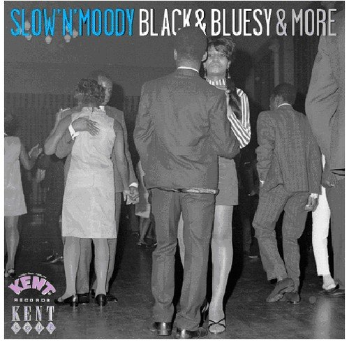CD : VARIOUS ARTISTS - Slow N Moody Black And Bluesy And More (United Kingdom - Import)