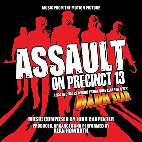 Assault On Precinct 13 / Dark Star by Alan Howarth (2015-05-05)